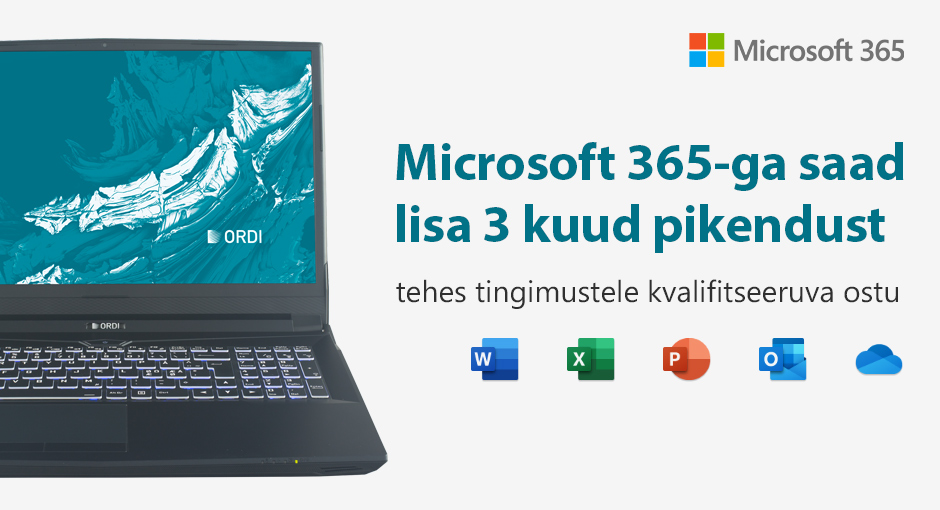 Microsoft 365 lisa