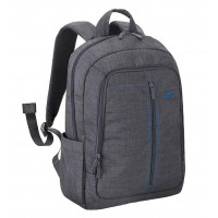 "NB BACKPACK CANVAS 15.6""/7560 GREY RIVAC..."