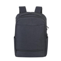 "NB BACKPACK BISCAYNE 17.3""/8365 BLACK RI..."