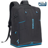 "NB BACKPACK BORNEO 16""/7890 BLACK RIVACA..."