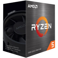 AMD Ryzen R5-5600X 6c 3.7G MPK