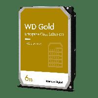 """6TB WD Gold Sa3 3.5"""" 7200/256M"""