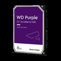 6TB WD Purple 5640/128M