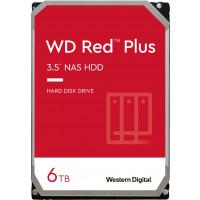 6TB WD Red Plus 5400/128M