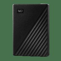 "4TB WD 2.5"" USB3.2 My PP black"