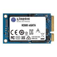 SSD 256GB Kingston KC600 mSATA