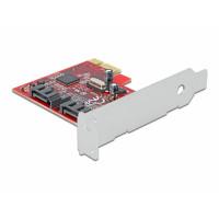 Delock SATA kontroller PCIe