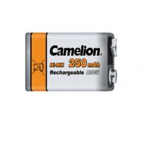 Camelion 9V/6HR61, 250 mAh, Rechargeable