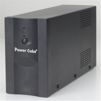 Gembird UPS UPS-PC-652A with AVR 650 VA,