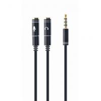 Cablexpert 3.5 mm Audio + Microphone Ada