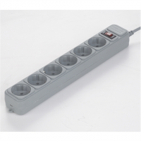 Gembird Power Cube Surge Protector SPG6-