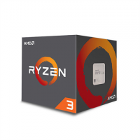 AMD Ryzen 3 1200, 3.1 GHz, AM4, Processo