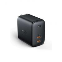 Aukey Wall Charger PA-B4 Mini USB-C, 2 x