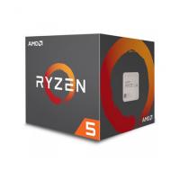 AMD Ryzen 5 2600X, 3.6 GHz, AM4, Process