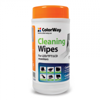 ColorWay Cleaning Wipes 100 pcs