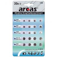 Arcas AG Set 4xAG1, 4xAG3, 4xAG4, 4xAG10
