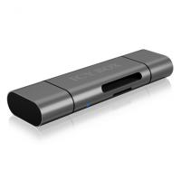 Icy box IB-CR200-C  SD/MicroSD (TF) USB