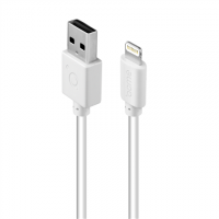 Acme Cable CB1031W 1 m, White, Lightning