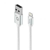 Acme Cable CB2031S 1 m, Silver, Lightnin