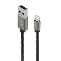 Acme Cable CB2021G 1 m, Space Gray, Ligh