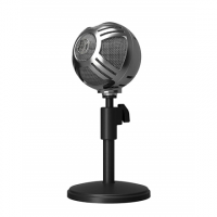 Arozzi Sfera Microphone - Chrome Arozzi