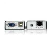 Aten USB VGA Cat 5 Mini KVM Extender (12