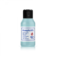 AseptoVir Premium Sanitising Gel for han