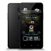 "Allview P4 Pro Black, 4.2 "", HD IPS, 768"