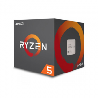 AMD Ryzen 5 2600, 3.4 GHz, AM4, Processo