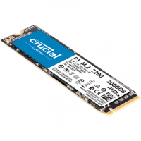 Crucial SSD P1 2000 GB, SSD form factor