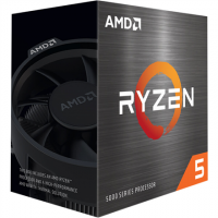 AMD Ryzen 5 5600X, 3.7 GHz, AM4, Process