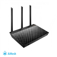 Asus Router RT-AC66U B1 802.11ac, 450+13