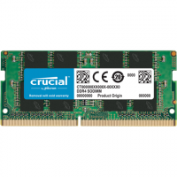 Crucial 16 GB, DDR4, 2666 MHz, Notebook,
