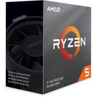 AMD AMD Ryzen 5 3600, 3.6 GHz, AM4, Proc
