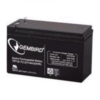 EnerGenie Rechargeable battery 12 V 7 AH