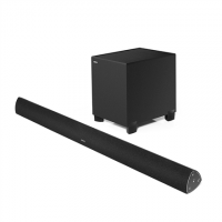 Edifier Soundbar paired with subwoofer C