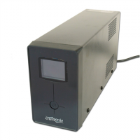 EnerGenie UPS with USB and LCD display,