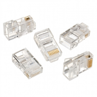 Cablexpert Modular plug 8P8C for solid L