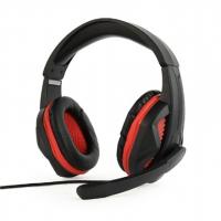 Gembird Gaming headset, 3.5 mm plug, GHS