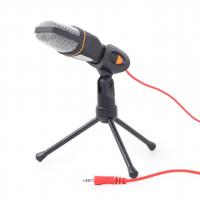 Gembird Desktop microphone with a tripod