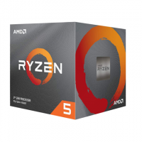 AMD Ryzen 5 3500X, 3.6 GHz, AM4, Process