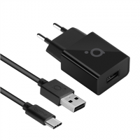Acme Wall charger CH212 Type C, 1 x USB
