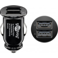 USB autolaadija Goobay 2.1A
