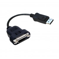 HP üleminek DP ->DVI kasutatud