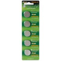 Patarei Techly Button CR2032
