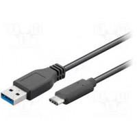USB 3.0 kaabel 1m USB 3.1 C