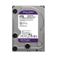 4TB WD Sata3 Purple 64M