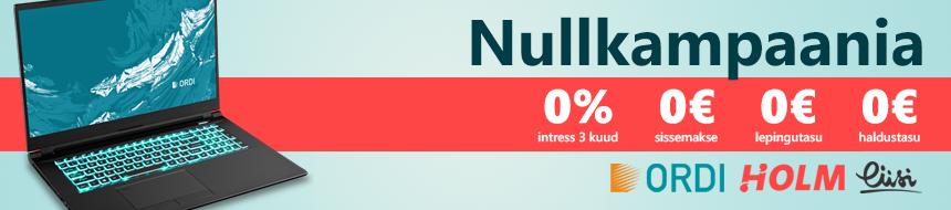 0% intress 3 kuud